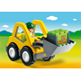 Playmobil 1.2.3 6775, Hjullaster