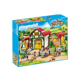 Playmobil Country 6926, Stort ridesenter