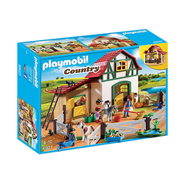 Playmobil Country 6927, Ponnipark