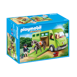 Playmobil Country 6928, Hestetransport