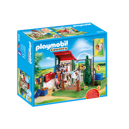 Playmobil Country 6929, Vaskeplass for hester