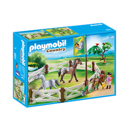 Playmobil Country 6931, Hestebeitemark