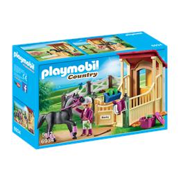 Playmobil Country 6934, Hesteboks «Araberhest»