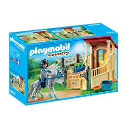 Playmobil Country 6935, Hesteboks «Appaloosahest»