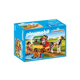 Playmobil Country 6948, Piknik med ponnivogn