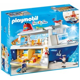 Playmobil Family Fun 6978, Cruiseskip
