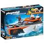 Playmobil Top Agents, SPY TEAM Turbobåt