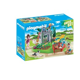 Playmobil City Life - SuperSet Familiehage