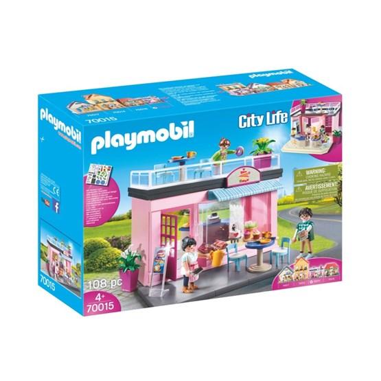 Playmobil City Life - Min favorittkafé