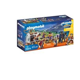 Playmobil the Movie - Charlie med fangetransport