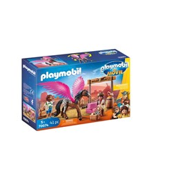 Playmobil the Movie - Marla og Del med den flygende hesten
