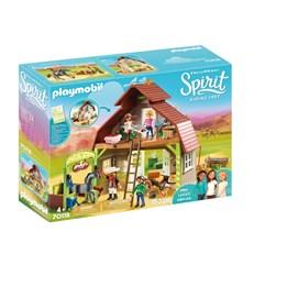 Playmobil Spirit - Bondegård med Lucky Pru og Abigail