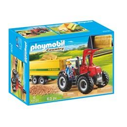 Playmobil Country - Traktor med henger