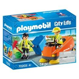 Playmobil City Life - Gatefeier