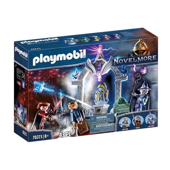 Playmobil Knights - Den magiske rustningens alter