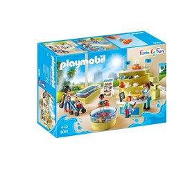 Playmobil Zoo 9061, Akvariumsbutikk