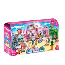 Playmobil City Life 9078, Kjøpesenter