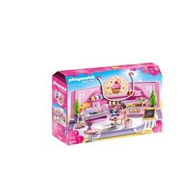 Playmobil City Life 9080, Cupcake-butikk
