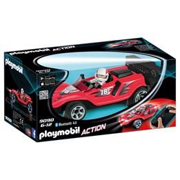 Playmobil Action 9090, Radiostyrt rakettracer
