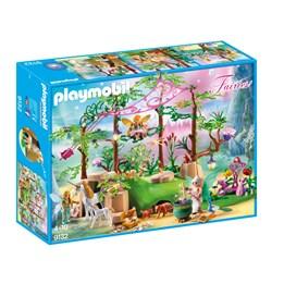Playmobil Fairies 9132, Magisk skog med feer