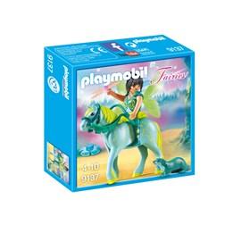 Playmobil Fairies 9137, Fortryllet fe med hest