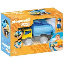 Playmobil, Sand - Vanntankbil
