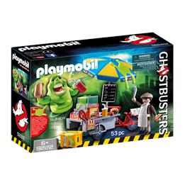 Playmobil Ghostbusters 9222, Slimre med pølser