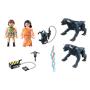 Playmobil Ghostbusters 9223, Venkman og Terrorhunder