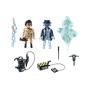 Playmobil Ghostbusters 9224, Spengler og Ghost