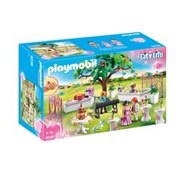 Playmobil City Life 9228, Bryllupsmottakelse