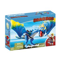Playmobil Dragons 9247, Astrid og Stormfly