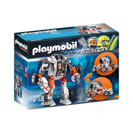 Playmobil Top Agents 9251, Agent T.E.C.'s Mech