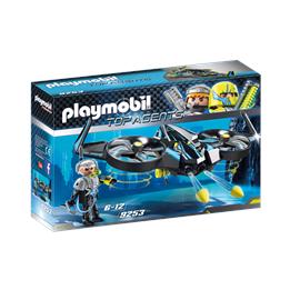 Playmobil Top Agents 9253, Mega-drone