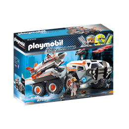 Playmobil Top Agents 9255, Spy Team Battle Truck