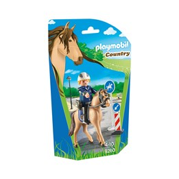 Playmobil Country 9260, Riding Police
