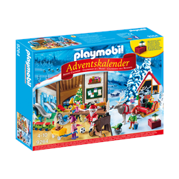 Playmobil 9264, Advent Calendar'Nisseverksted '