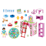 Playmobil City Life 9270, Barnerom