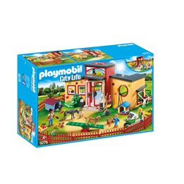 "Playmobil, City Life - Dyrehotellet ""Små poter"""