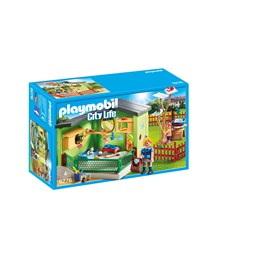 Playmobil, City Life - Kattepensjonat