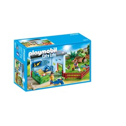 Playmobil, City Life - Smådyrspensjonat