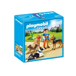 Playmobil, City Life - Hundetrener