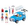 Playmobil Family Fun 9281, Bil med takboks