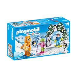 Playmobil Family Fun 9282, Skiskole