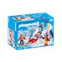 Playmobil Family Fun 9283, Sneballslag