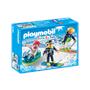 Playmobil Family Fun 9286, Vintersport på fritiden