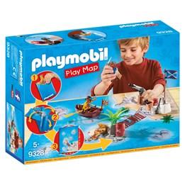 Playmobil, Pirates - Lekekart Pirater