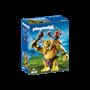 Playmobil, Knights - Kjempetroll med dvergkjempe på ryggen