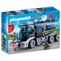 Playmobil, City Action - Innsatskjøretøy med lys og lyd