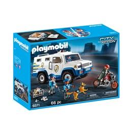 Playmobil, City Action - Verditransport