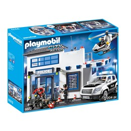 Playmobil, City Action - Politistasjon